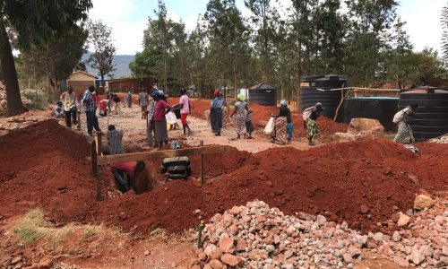 inici excavació